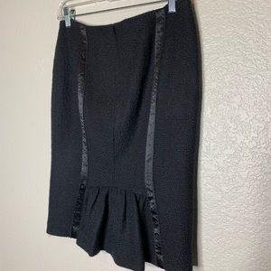 Rebecca Taylor Skirts - Rebecca Taylor pencil skirt black
